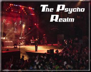 DMX & The Psycho Realm en Chile