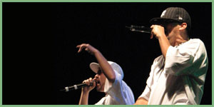 Concierto de Method Man en Chile: Seo2 + Mc Nauck