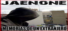 JAENONE - MEMORIAS DE UN EXTRANJERO