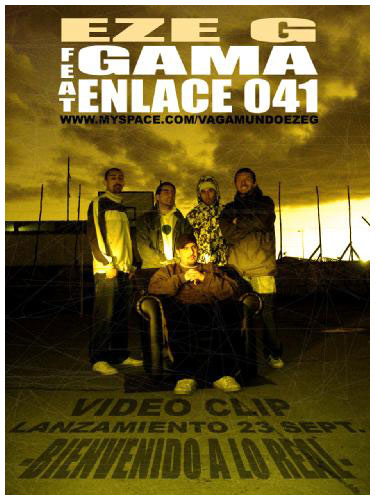 EZE G, ENLACE 041, GAMA - BIEVENIDO A LO REAL