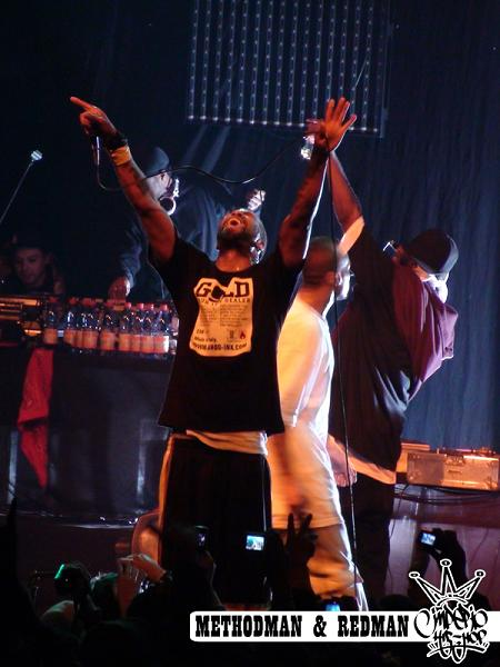 Method Man & Redman: Concierto de Method Man y Redman en Chile