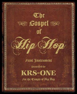 KRS ONE El Evangelio del Hip Hop
