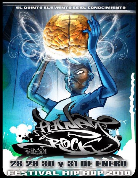 Planet Rock 2010