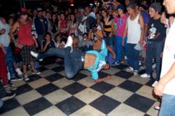 Fiesta Zulu - Planet Rock 2010 (cortesía de Mela Zá)