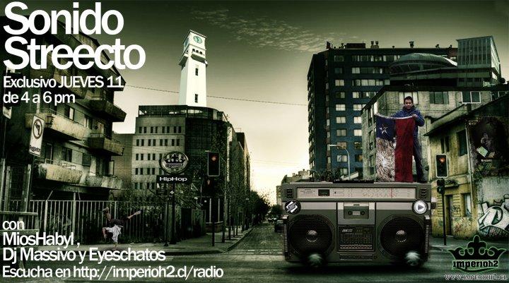 Radio del ImperioH2.cl / Sonido Streecto