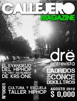 Callejero Magazine