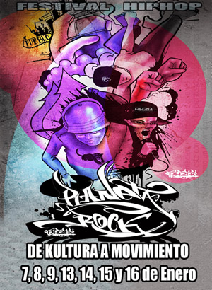"Planeta Rock 2011: ""De kultura a movimiento"""