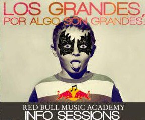 Red Bull Music Academy Chile
