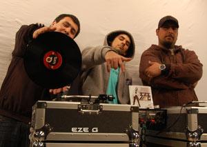 DJ Zerakh, Eze-G & Negro La Sombra