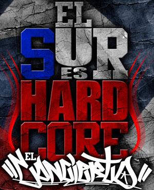 El Sur es Hardcore el Concierto