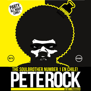 Pete Rock en Chile