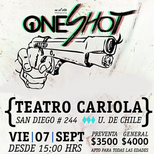 Festival Rap Chileno ONE SHOT