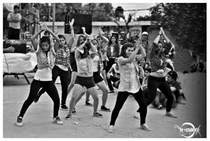 """Baile urbano – Evento ONG """"El gran yo soy"""" – Buenos Aires 2013"""