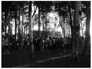 Halabalusa – Un domingo cualquiera – Buenos Aires (Fotografía: Anónimo)