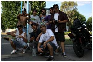 Día de grabación video clip – Tortu a.k.a. DonMiguel – Ese Lugar – Buenos Aires 2012