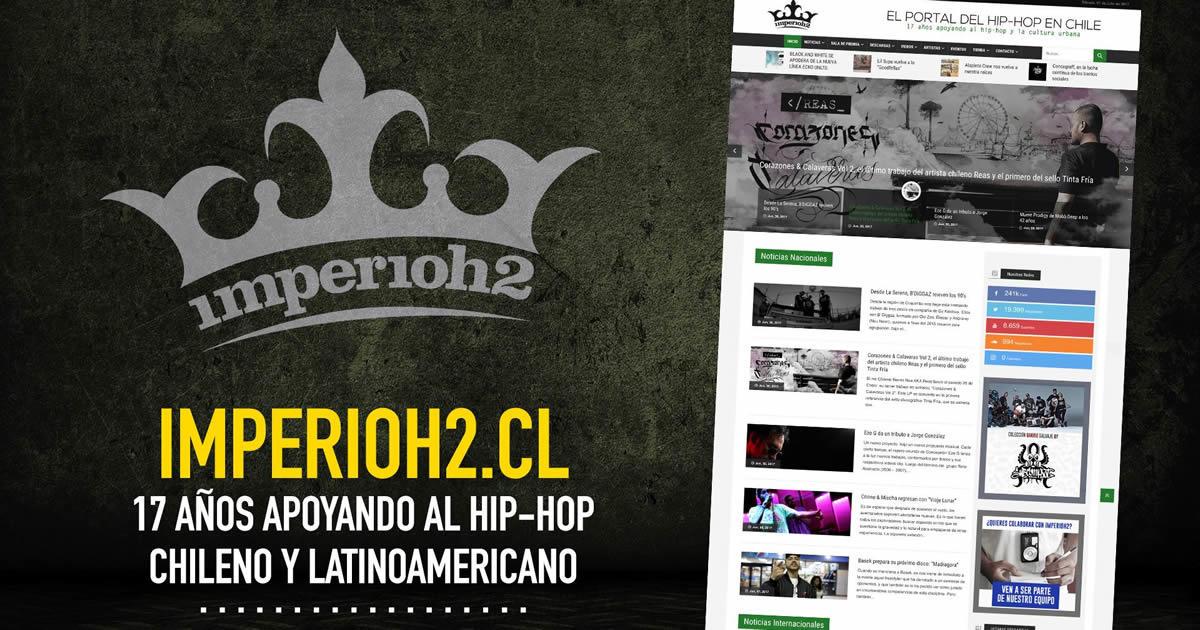 Inicio - Imperio Hip-Hop 6d2cbca7b51